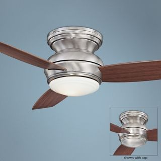 "52"" Minka Aire Concept Outdoor Ceiling Fan in Pewter   #T2621"