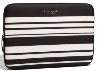 Kate Spade New York Fairmount Stripe 15 Laptop Sleeve Case PSRU0490