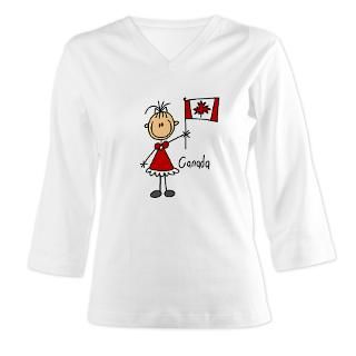 Canada Ethnic Stick Figure T shirts and Gifts  Stick Figure Shop