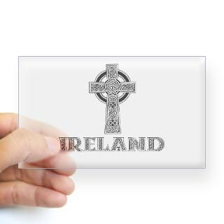 Gaelic Cross Stickers  Gaelic Cross Bumper Stickers –