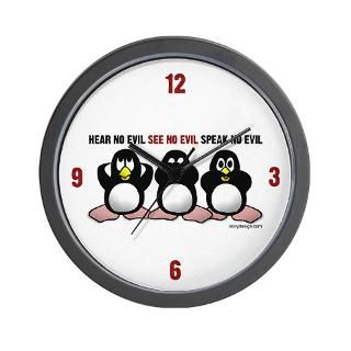 Clocks  Irony Design Fun Shop   Humorous & Funny T Shirts,