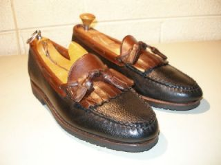 Mens Allen Edmonds Nashua 11 B Loafers Dress Shoes