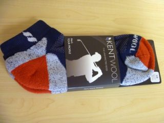 Kentwool Mens Tour Profile Golf Bubba Watson Socks LARGE US OPEN Ltd