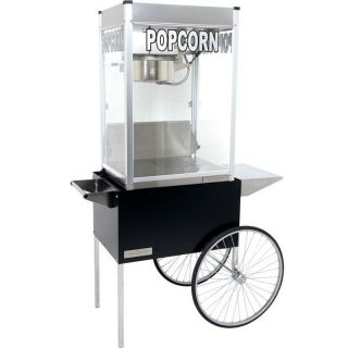 Commercial Popcorn Machine Maker   Paragon Professional Kettle Popper