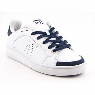 Phat Farm Banks Youth Kids Boys Sz 5 White Sneakers Shoes
