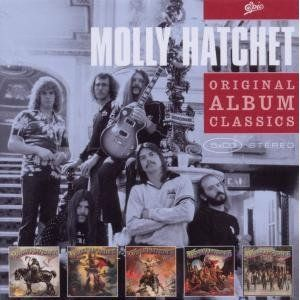 Molly Hatchet Original Album Classics 5CD Set