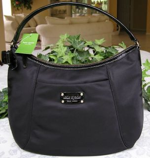 Kate Spade Lawrenceville Lori Bag Purse Hobo Black