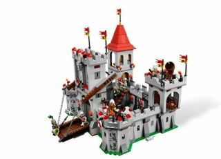 Lego 7946 Kingdoms Kings Castle Kids Toys in SEALED Package Brand New