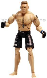 Brock Lesnar UFC Ultimate Fighting Jakks Series 9 Deluxe Figure MMA