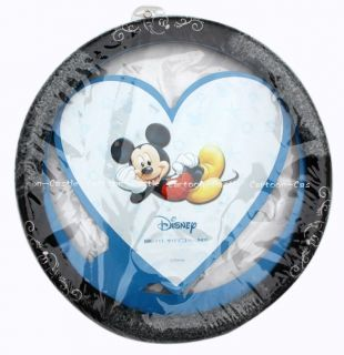 Mickey Mouse Auto Car Velvet Steering Wheel Cover
