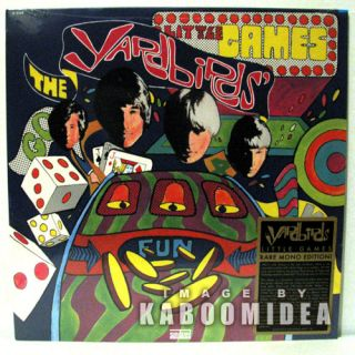 The Yardbirds Little Games LP RARE Mono Jimmy Page