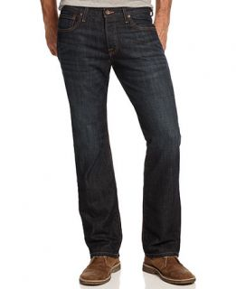 Lucky Brand Jeans Straight Leg Jeans, 221 Original Fit   Mens Jeans