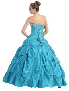 New Long Formal Party Ball Gown Prom Dress Plus XS s M L XL 1XL 2XL