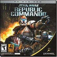 Star Wars Republic Commando Lucas Arts Shooter PC Game Brand New
