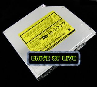 Apple iBook PowerBook Mac G4 G5 SuperDrive 8x DVD RW Burner IDE Drive