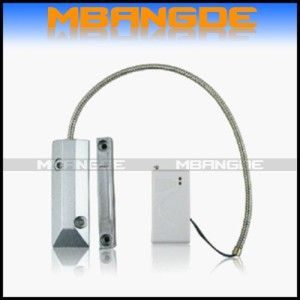 Wireless Magnetic Door Windows Sensor Alarm,Door Magnetic Contact For