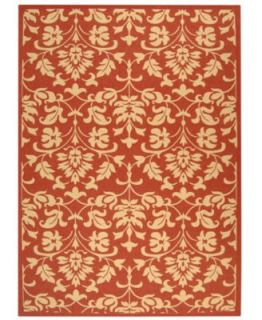 MANUFACTURERS CLOSEOUT Safavieh Indoor/Outdoor Area Rug, Courtyard