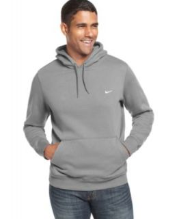 Nike Sweatshirt, Classic Fleece Full Zip Hoodie   Mens Hoodies & Track