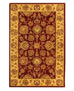 MANUFACTURERS CLOSEOUT Safavieh Rugs, Heritage HG959A Lt. Green