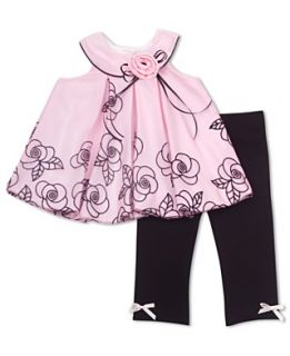 baby set baby girls pink dot coat dress set reg $ 58 00 sale $ 39 99