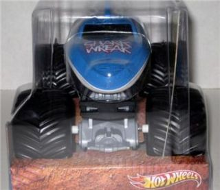 HOT WHEELS MONSTER JAM 124 SCALE MONSTER TRUCK NIB