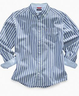 Tommy Hilfiger Kids Shirt, Boys Sean Stripe Shirt