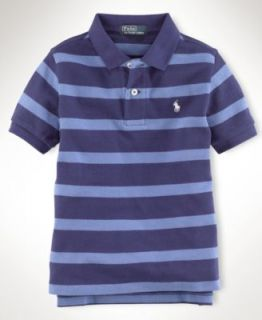 Ralph Lauren Kids Shirt, Boys Stripe Polo Shirt