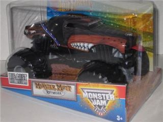 Mattel Hot Wheels Monster Jam Monster Mutt Rottweiler 1 24 Scale