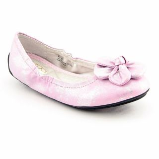 Me Too Belinda Pink Flats Shoes Youth Kids Girls Sz 3