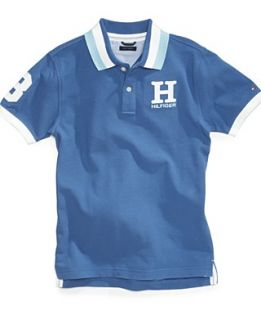 NEW Tommy Hilfiger Kids Shirt, Little Boys Matt Polo