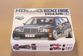 Tamiya 1 10 Mercedes Benz 190E EVO AMG Kit 58108 New in Box