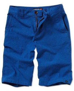 Quiksilver Kids Short, Boys Quiksilver Check It Walk Short