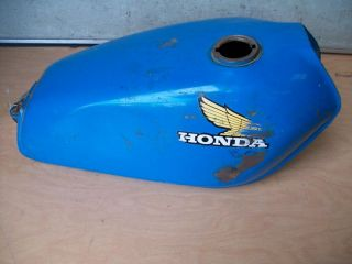 1976 Honda XL175 XL 175 Gas Tank Fuel