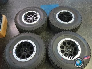 Four 2013 Ford F150 Raptor Factory Option 17 Wheels Tires OEM Rim 315