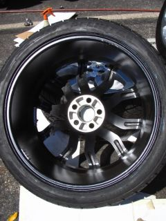 New 2012 Range Rover 22 22 Wheels Rims HSE Sport LR3 R4 Supercharged