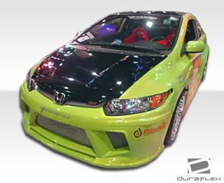 2006 2011 Honda Civic 2dr Duraflex Hot Wheels Widebody Front Bumper