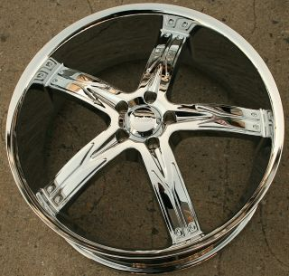 Devino Flawless 762 20 Chrome Rims Wheels Benz ML320 ML350 ML500 20 x