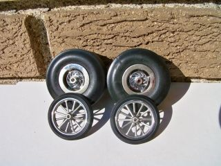 this set, some modification may b e required to axles or wheel hubs
