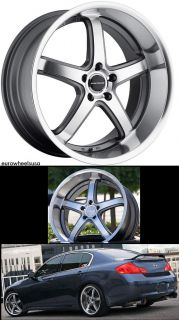 20 Avant Garde Wheels Rims Set for Mustang GT 500 Lexus GS300 400 450