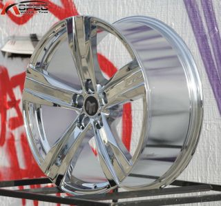 20 2012 Chevrolet Camaro ZL1 Chrome Wheels Fit 2010 Up Chevrolet
