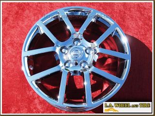 Nissan Sentra SE R Spec V 17 Chrome Wheels Exchange 62483