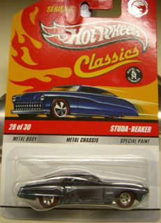 Hot Wheels Classics Studa Beaker Chase Series 5 28
