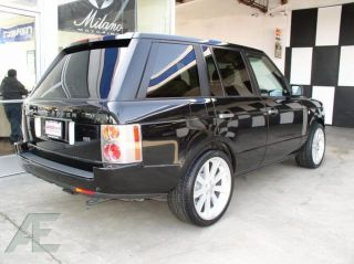20 Wheels Rims Tires Range Rover HSE Sport Supercharged