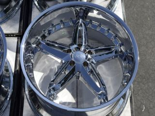 Wheels Dodge Challenger Charger Magnum Chrysler Alloy New Rims