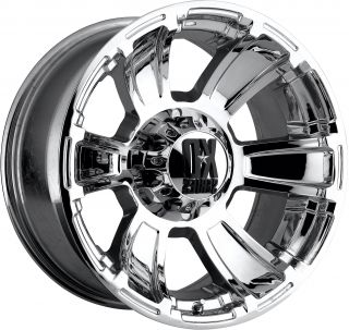 XD REVOLVER WHEELS RIMS CHEVY DODGE 2500 3500 HD 8LUG LIFTED 8X6.5