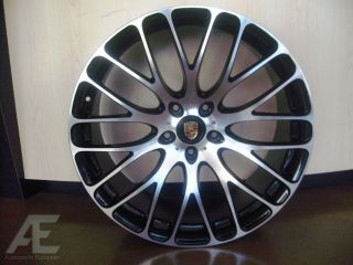 22 Porsche Wheels Rim Tires Panamera s 4S Turbo