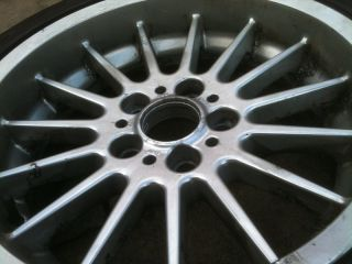 17 Radial Style 32 Alloy Wheels Rims Tyres 235 45 17 E39 E38 E34 E36