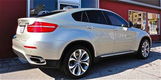 Factory BMW X6M 20 in Style 336 Y Spoke Wheels Tires x6 X5M