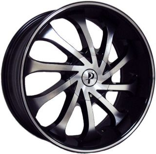 20 Phino PW138 Set of 4 New Wheels Rims