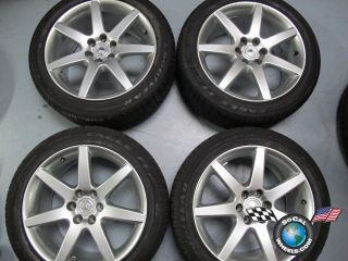 11 Cadillac CTS V CTSV Factory 18 Wheels Tires OEM Rims 4583 Eagle F1